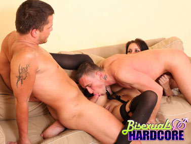 2 Gay Guys And A Girl Porn